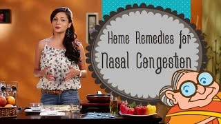 nasal congestion   stuffy nose home remedies for stuffy blocked nose nasal congestion sinusitis