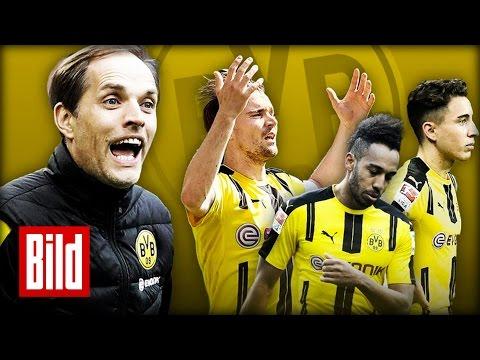 Tuchel nur noch bis Sommer Trainer? - Dortmunds Spieler wenden sich ab