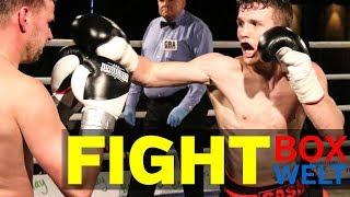 Arian Gashi vs Vladimir Fecko - 6 rounds middleweight - 26.05.2018 - Rinteln