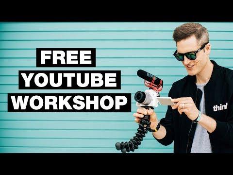 Free YouTube Workshop in Las Vegas 2018