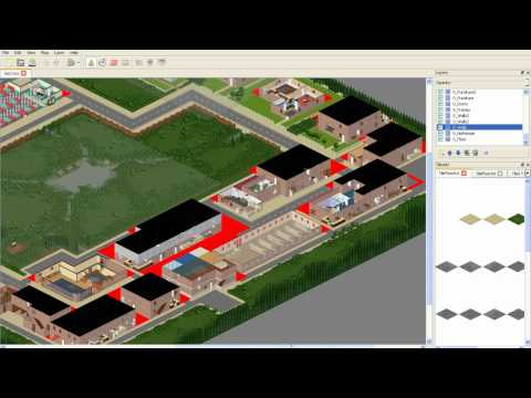 Project Zomboid Map Editor Tutorial Setup Interface Layers