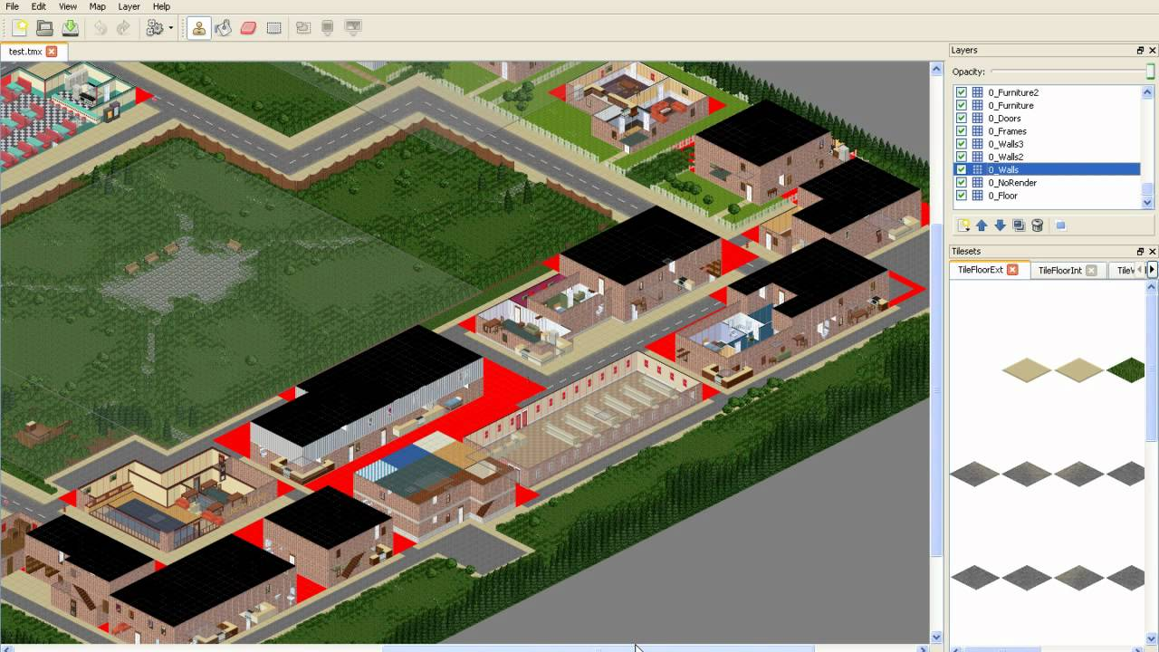 Project Zomboid Map Editor Tutorial Setup Interface Layers YouTube