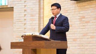 170903 필그림교회 12시 김형석목사