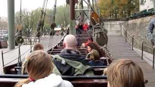 Efteling - Halve Maen (HD) - 6 november 2011