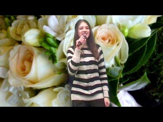 Смотреть видео Юля Шатунова - Белые розы (cover)