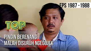 TUKANG OJEK PENGKOLAN PART 3/6 [13 SEPTEMBER 2019]