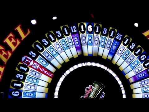 The big wheel at Crown Casino in Melbourne, Victoria, Australia