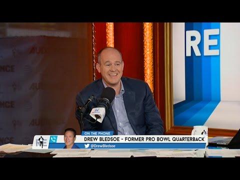 4 Time Pro Bowl QB Drew Bledsoe on The Dallas Cowboys QB Situation & More - 10/21/16