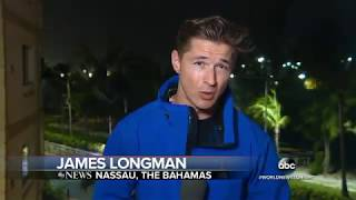 James reports from the Bahams on Hurricane Irma.
