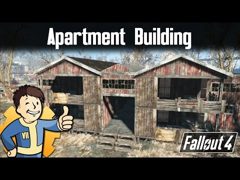 Fallout 4: Apartment Building