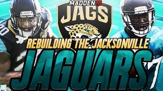 Madden 18 Connected Franchise | Rebuilding The Jacksonville Jaguars | FOURNETTE ROOKIE OF THE YEAR 2017 Video