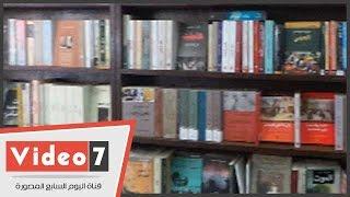 بالفيديو.. بائعة كتب بوسط البلد: إقبال على رواية 1984 لجورج أورويل