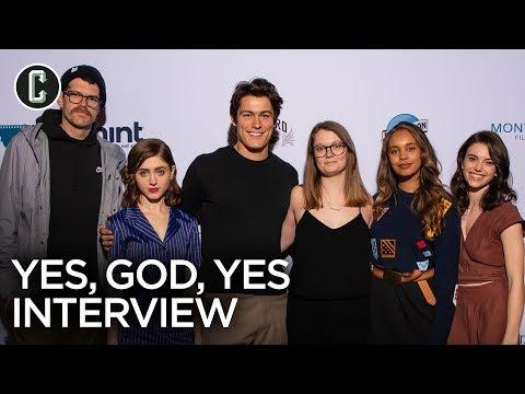 Yes, God, Yes: Natalia Dyer, Alisha Boe, Wolfgang Novogratz Interview