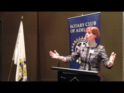 Professor Pascale Quester - Adelaide University