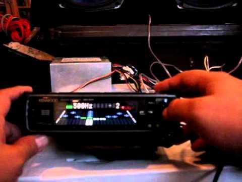 kenwood kgc 9044 youtube rh youtube com Kenwood Car Equilizers Kenwood Academy