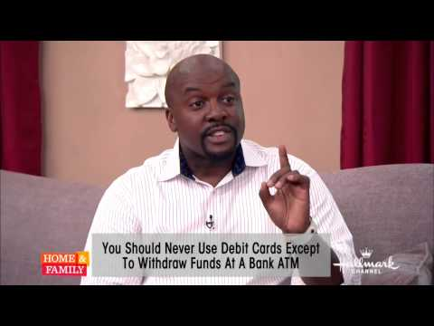 Gregory Evans Educating The Home & Family About Credit card Fraud