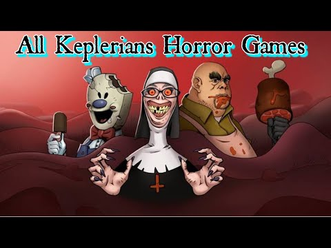 All Keplerians Horror Games Full Gameplay