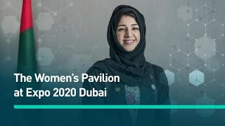 The Women's Pavilion highlights female contribution