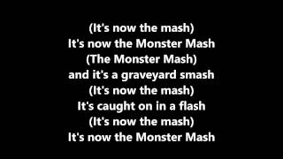 "Lyrics~Monster Mash-Bobby ""Boris"" Pickett"