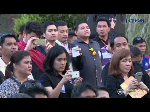 Inauguration of the People's Television Network (PTV) Cordillera (Speech) 3/11/2017