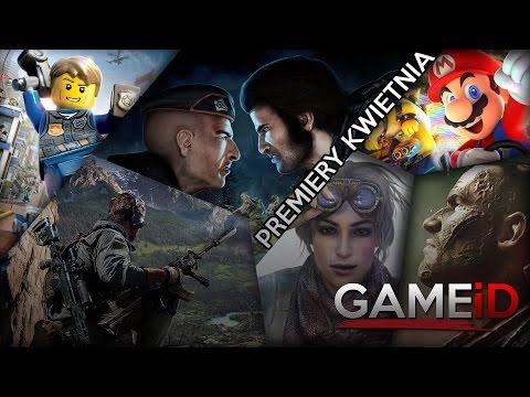Premiery Miesiąca GameID #2 - Kwiecień |