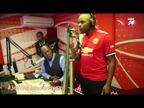 The influence of #WanjigiChallenge to the political climate in Kenya #JeffAndJalasOnHot96
