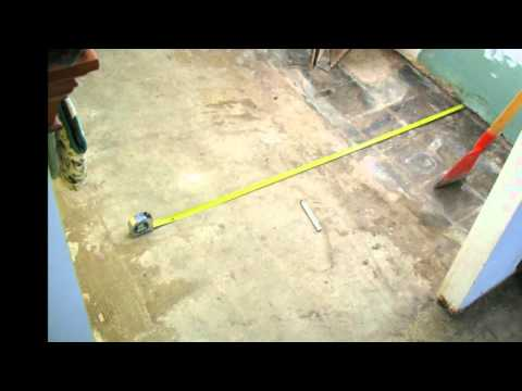 How Clean Should Your Concrete Foundation Be?  Tile Installation Tips