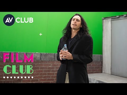 The Disaster Artist Review | Film Club