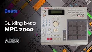 Building beats with Akai's MPC 2000 & Ableton Live