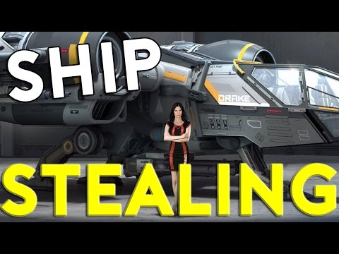 STEALING A SHIP | Star Citizen Alpha 2.6.2 PTU | Part 392 (Star Citizen 2017 PC Gameplay)