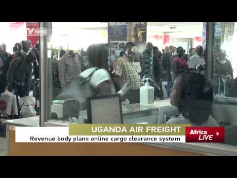 Uganda's Air Cargo Clearance