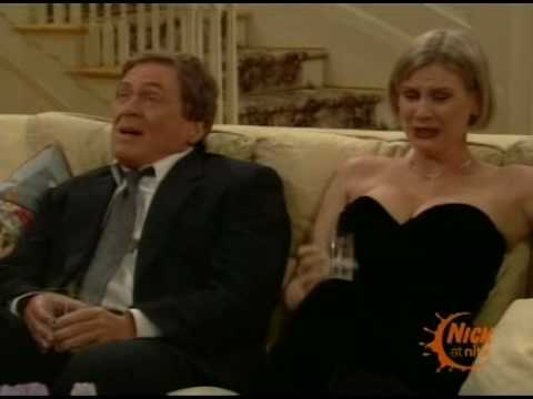The Nanny: Niles and C.C. - The Kiss