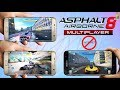 How to play Asphalt_8 multiplayer with friends | Gameplay Proof | Hindi