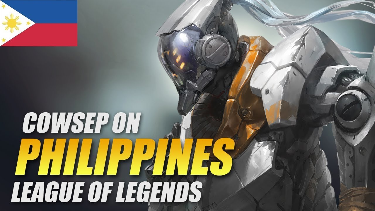 MY FIRST GAME ON THE PHILIPPINES LEAGUE SERVER - Cowsep