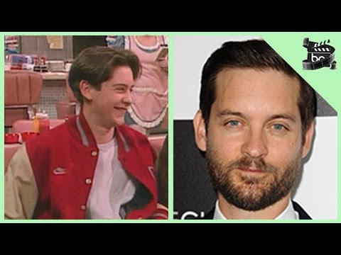 All filmography of Tobey Maguire(2017) - YouTube