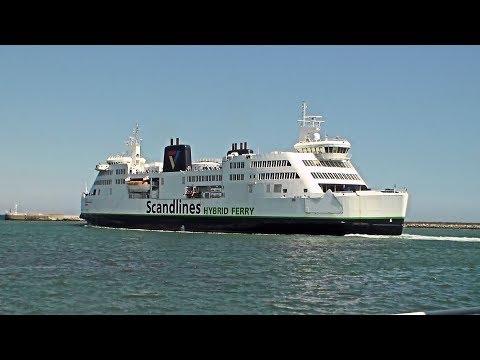 Uplifting Marine Tour at Scandlines boat M/S Prinsesse Benedikte