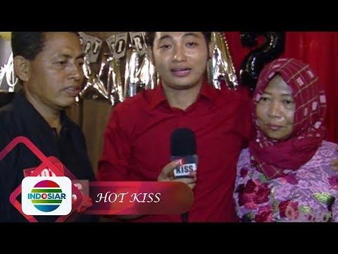 Kejutan Ultah Irwan DA2 dari Fans dan Keluarga - Hot Kiss