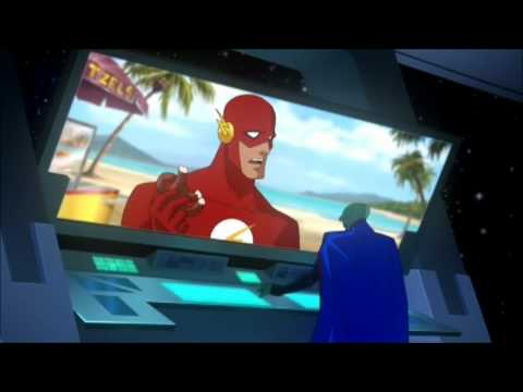 Justice League Crisis On Two Earths Clip