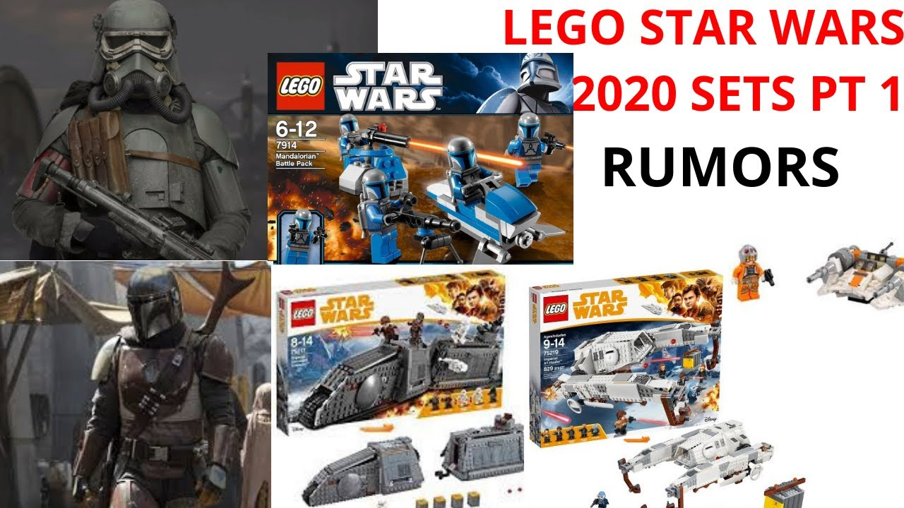 Lego Star Wars 2020 Sets