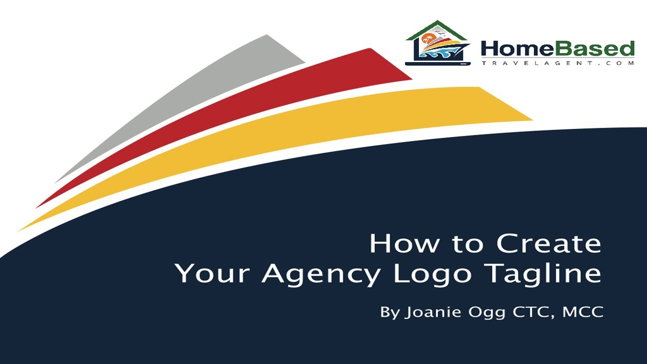 How to Create the Perfect Travel Agency Tagline