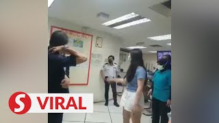 Police investigating sexual assault claim in Komtar after recording victim's statement
