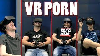 Das erste Mal: Virtual Reality Porno