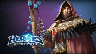 Heroes of the Storm (HotS) | HE'S NOT BROKEN | Medivh Gameplay ft. Sinvicta