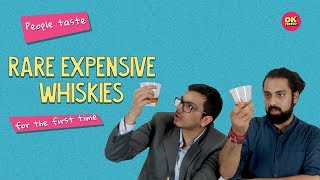 OK Tested: People Get Tricked Into Drinking Cheap Whiskey