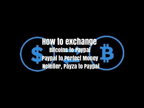 Cómo Cambiar Bitcoins Por Dólares (exchange)