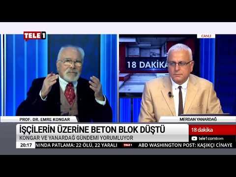 18 Dakika - (28 Kasım 2018) Merdan Yanardağ & Prof. Dr. Emre Kongar | Tele1 TV
