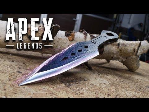 APEX Legends - Casting The Heirloom Knife (Metal Casting)