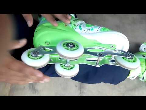 Cara Bermain Sepatu Roda Untuk Anak Baru