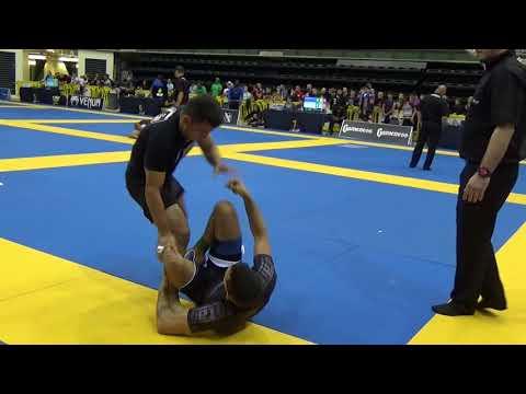 Bruno Frazatto vs Bruce Guevara / Chicago Summer Open No Gi 2017