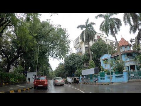 4K Drive in Bandra | Mumbai's Coastal Suburb
